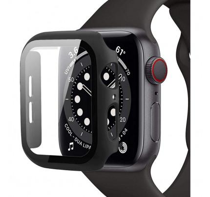 TECH-PROTECT DEFENSE360 APPLE WATCH 4/5/6/SE (40MM) BLACK