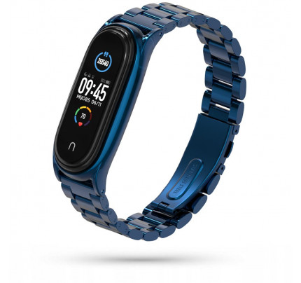 TECH-PROTECT STAINLESS XIAOMI MI SMART BAND 5/6 NAVY
