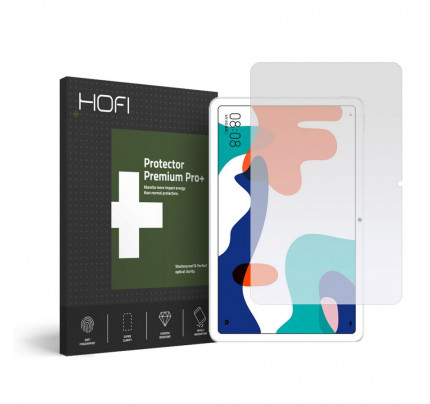 Hofi Hybrid PRO+ Tempered Glass για Huawei MATEPAD 10.4