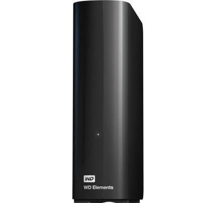 Εξωτερικός Σκληρός Δίσκος 3,5 5TB Western Digital Elements Desktop black USB 3.0
