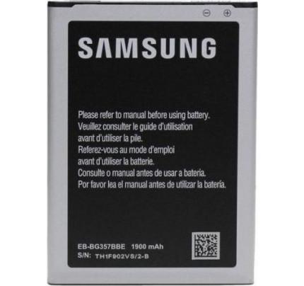 Μπαταρία Original Samsung EB-BG357BBE 1900mah για Galaxy ACE 4 G357 ( χωρίς συσκευασία)