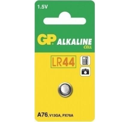 Μπαταρία GP Alcaline LR44 1.5V A76