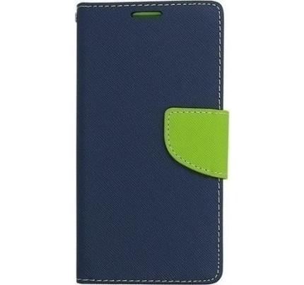 Θήκη OEM Fancy Diary για Lenovo K6 Note navy lime