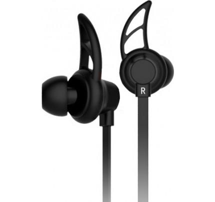 USAMS LY Sport Stereo Bluetooth Headset Black