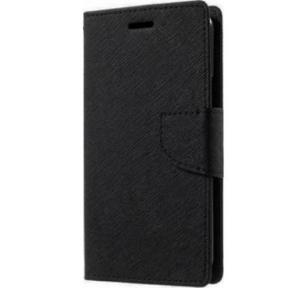 Θήκη OEM Fancy Diary για J3 2017 J330 black (θήκες για κάρτες, χρήματα,stand )