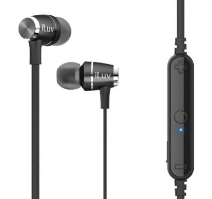 iLuv Metal Forge Air 2 Bluetooth Headset Black
