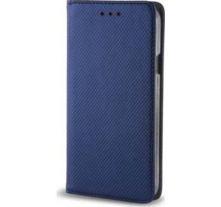 Θήκη Smart Magnet για Samsung Galaxy J7 2017 J730 μπλε χρώματος