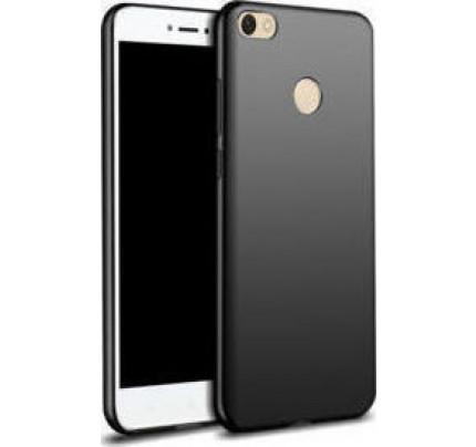 Θήκη TPU Soft Matt για Xiaomi Redmi Note 5A μαύρου χρώματος