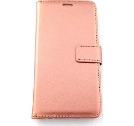 Θήκη OEM Wallet για Xiaomi Mi A1 ( stand ,θήκες για κάρτες,χρήματα) rose gold