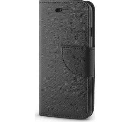 Θήκη OEM Fancy Diary για Huawei P9 Lite Mini black (θήκες για κάρτες, χρήματα,stand )