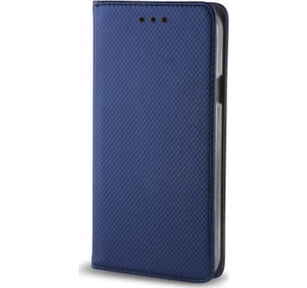 Θήκη OEM Smart Magnet για Samsung Galaxy J4 PLUS μπλέ χρώματος (stand ,θήκη για κάρτα )