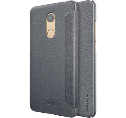 Θήκη Nillkin Sparkle Folio για Xiaomi Redmi 5 Plus black