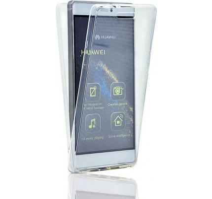 Θήκη OEM TPU για Huawei Mate 10 Lite μπροστά / πίσω κάλυψη διάφανη