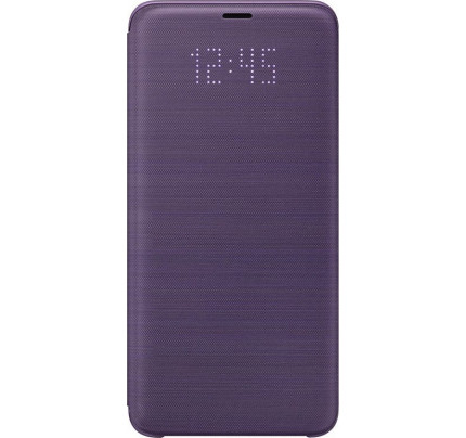 Samsung EF-NG960PVE LED View Cover για το Samsung Galaxy S9 G960F Purple