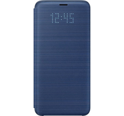 Samsung EF-NG960PLE LED View Cover για το Samsung Galaxy S9 G960F Blue