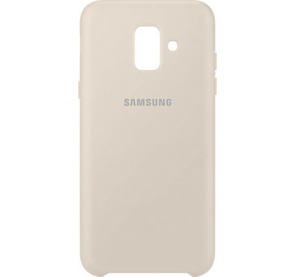 Samsung EF-PA605CFE Dual Layer Cover Galaxy A6 Plus 2018 A605F gold