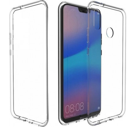 Θήκη OEM TPU Front/Back Διάφανη για Huawei P20 LITE