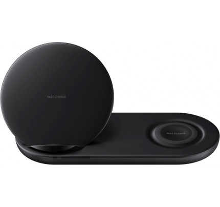Samsung Wireless Charger Duo Black για το Samsung Galaxy Note 9 EP-N6100TBEG