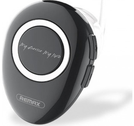 Remax Bluetooth Headset RB-T22 (multi-point + EDR) μαύρου χρώματος