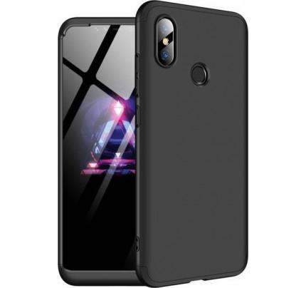 Θήκη OEM 360 Protection front and back full body για Xiaomi Mi8 black