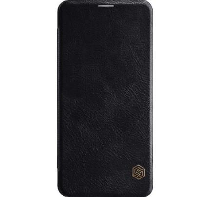 Θήκη Nillkin Qin Book για Xiaomi Pocophone F1 μαύρου χρώματος