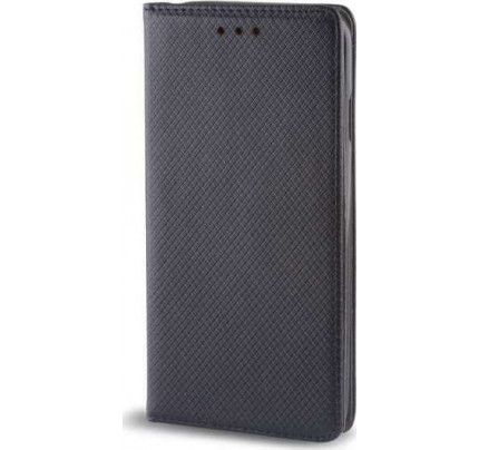 Θήκη OEM Smart Magnet για Xiaomi Mi MAX 3 μαύρου χρώματος (stand ,θήκη για κάρτα )