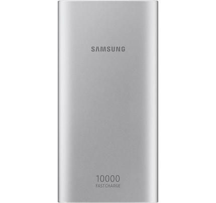 Samsung Original EB-P1100CSEGW Powerbank Type C  Fast Charge10000mah silver