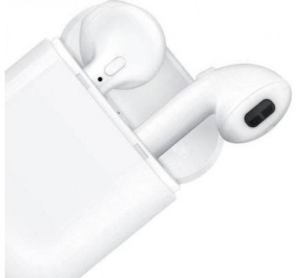 TWS i9 Mini Bluetooth Headsets White V 5.0