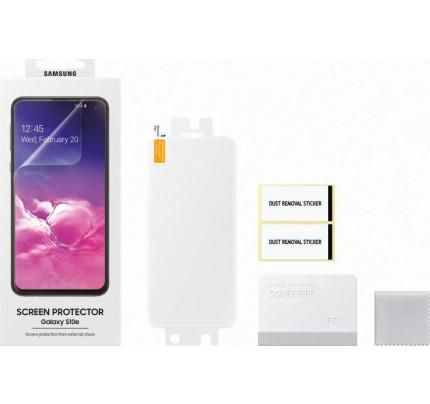 Samsung Original ET-FG970CTEGW Sreen Protector Galaxy S10e ( 2 τεμάχια)
