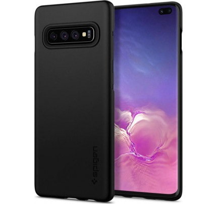 Spigen Thin Fit Samsung Galaxy S10 Plus G975 606CS25756 black