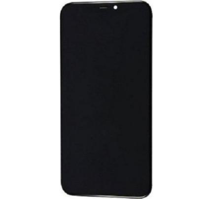 Οθόνη και Μηχανισμός Αφής για iPhone XR μαύρου χρώματος (OEM)