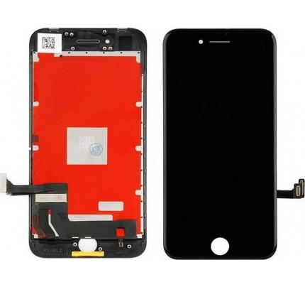 Οθόνη και Μηχανισμός Αφής για iPhone 8 μαύρου χρώματος (OEM)