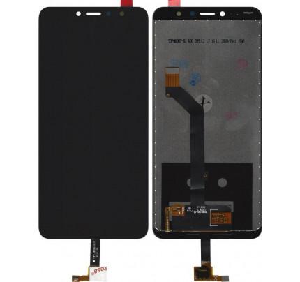 Οθόνη και Μηχανισμός Αφής για Xiaomi REDMI S2 μαύρου χρώματος (OEM)