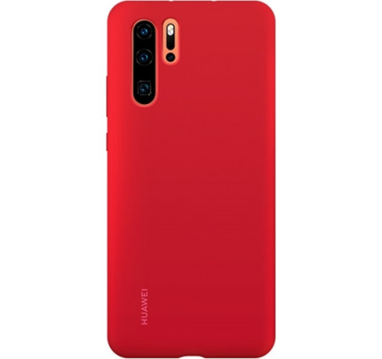Huawei Original Silicon Protective Case P30 Pro Red 51992876