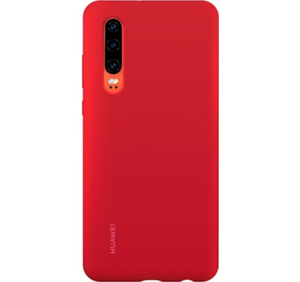 Huawei Original Silicon Protective Case Huawei P30 Red 51992848