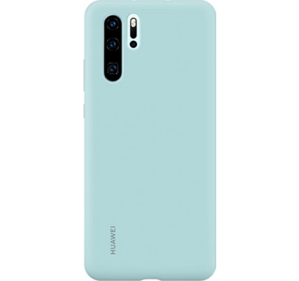 Huawei Original Silicone Protective Case Huawei P30 PRO Light Blue 51992953