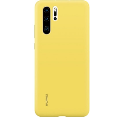 Huawei Original Silicon Protective Case P30 Pro Yellow 51992880