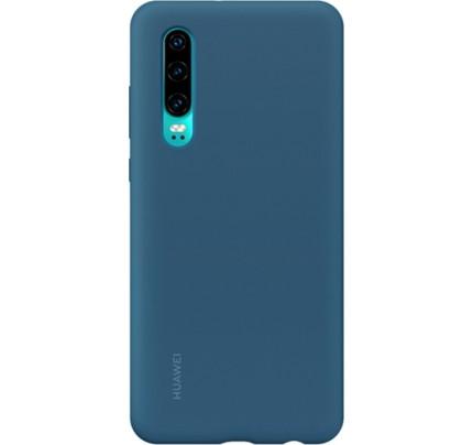 Huawei Original Silicone Case Huawei P30 PRO blue