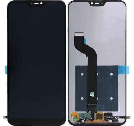 Οθόνη και Μηχανισμός Αφής για Xiaomi Mi A2 Lite μαύρου χρώματος (OEM)