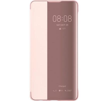 Huawei Original Smart View Flip Cover Huawei P30 PRO Pink 51992884