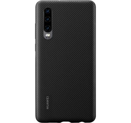 Huawei P30 Original PU Protective Cover black 51992992