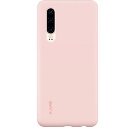 Huawei Original Silicone Case Huawei P30 Pink 51992846
