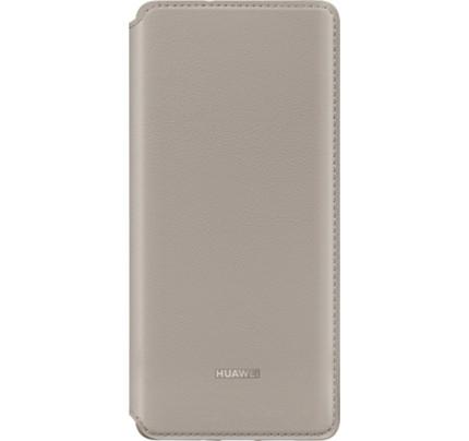 Huawei Original Wallet Cover Huawei P30 PRO Khaki 51992870