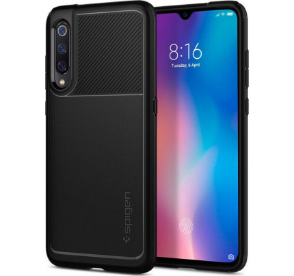 Spigen Rugged Armor Case Xiaomi Mi9 S35CS26089 black