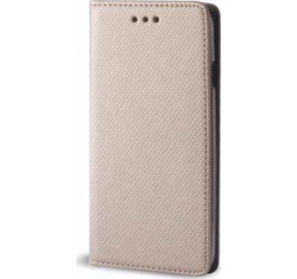 Θήκη OEM Smart Magnet για Samsung Galaxy A40 gold (stand ,θήκη για κάρτα )