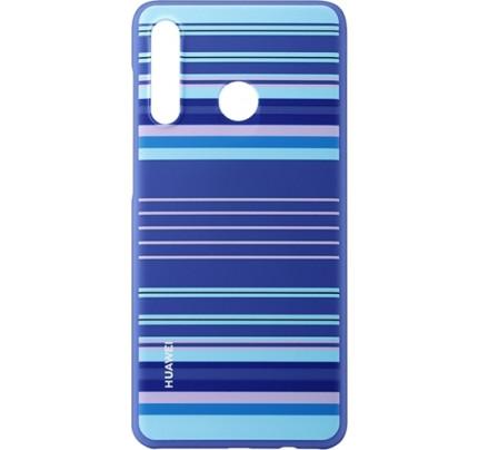 Huawei Original TPU Huawei P30 Lite Striped Blue 51993075