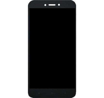 Οθόνη και Μηχανισμός για Xiaomi Redmi Go μαύρου χρώματος