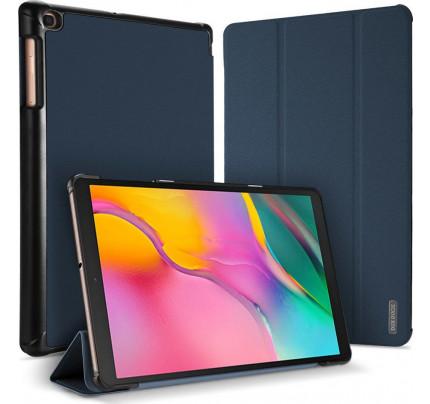 Θήκη DUX DUCIS Domo Cover with Multi-angle Stand and Smart Sleep Function for Samsung Galaxy Tab A 10.1 2019 T515 T510 blue
