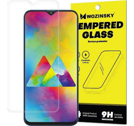 Wozinsky Tempered Glass 9H Screen Protector for Samsung Galaxy M20