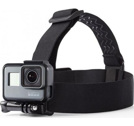 Tech-Protect 99985769 Ιμάντας Στήριξης Κεφαλιού for GoPro μαύρου χρώματος